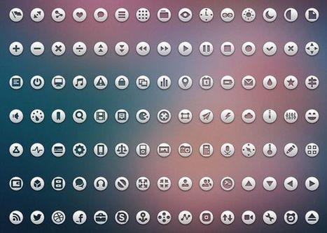 Loop Icons, pack gratuito con más de 100 bonitos y variados iconos | Curiosidades de la Red | Scoop.it