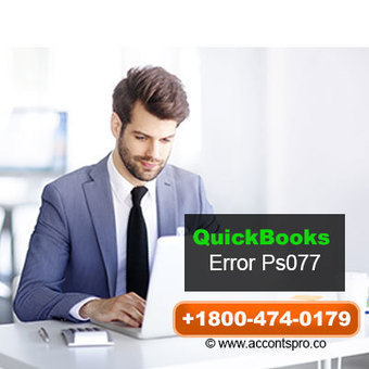 Quickbooks payroll error ps077
