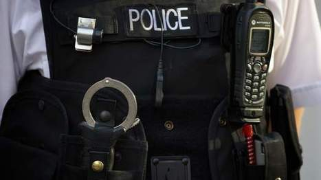 Armed police police stop a coach on the motorway in the West Midlands. | Race & Crime UK | Scoop.it