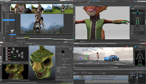 Mudbox 2016' in Updates on 3D modeling world | Scoop it
