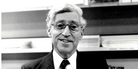 Mort de Bertrand Schwartz, le «père» des missions locales   osez la médiation   Scoop.it