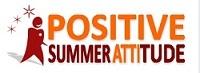 Positive summer attitude