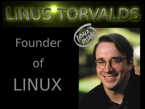Linus Torvalds: The Open Source Pioneer | jginis | Scoop.it