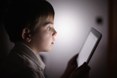 Parents, Calm Down About Infant Screen Time | My_eLearning | Scoop.it