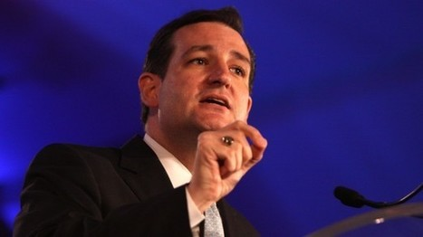 Sen. Cruz: Medicaid expansion will put 'violent criminals' back on Texas streets | The Raw Story | Upsetment | Scoop.it
