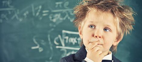 Enfants précoces : Ce qu'il faut savoir pour bien vivre cette différence   Haut Potentiel Intellectuel (HPI, EIP, surdoués, adultes à haut potentiel ..)   Scoop.it