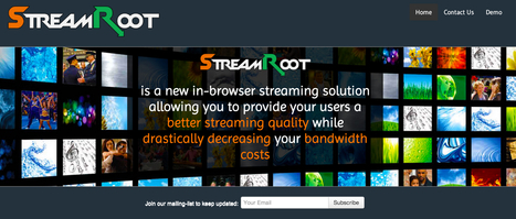 @StreamRoot - A new Smart Video Streaming Solution which can dramatically reduce video streaming bandwidth costs   Online Video Provider (OVP) List   Scoop.it