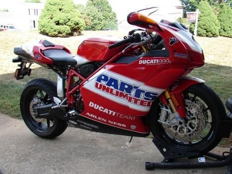 2007 Ducati 999S Team USA   DucatiClassifieds.com   Ductalk Ducati News   Scoop.it