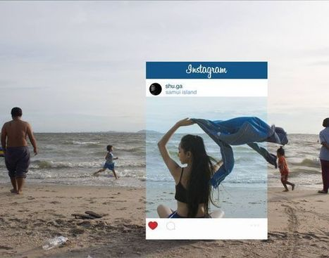 This Is How People Lie About Their Lives On Instagram | picturing the social web | Scoop.it