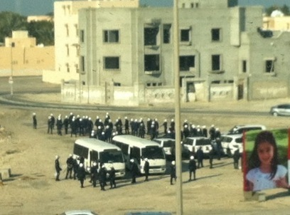 Funeral of Ali AlQassab in Abu Saiba, Bahrain:  60+ SF's poised to attack! | Human Rights and the Will to be free | Scoop.it