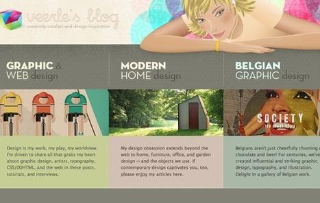 The 10 Most Influential Figures in Web Design | regard par la fenêtre de lestoile sur les arts | Scoop.it