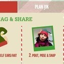 Christmas #elfie campaign raised nearly £1,000 for Plan UK - UK Fundraising | Christmas fundraising | Scoop.it