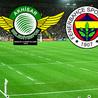 Akhisar Belediyespor Fenerbahçe Maçı Canlı İzle