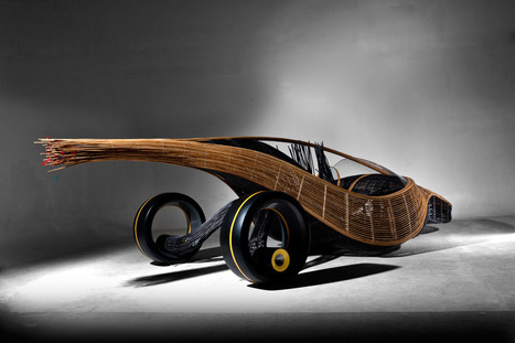 kenneth cobonpue: phoenix bamboo concept car | Computational Design | Scoop.it