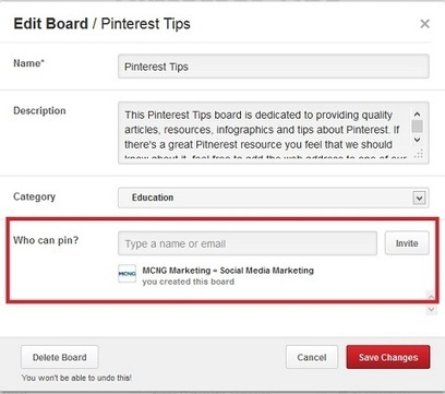 5 Ways to Get Your Pins Noticed on Pinterest | Pinterest | Scoop.it