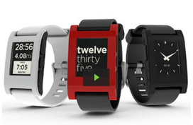 Why Crowdfunding Is In Your Website's Future - $10M Pebble Watch Campaign on Kickstarter | An Eye on New Media | Scoop.it