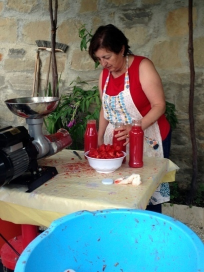 What I Did on My Summer Vacation. 2013 Edition. | Le Marche and Food | Scoop.it
