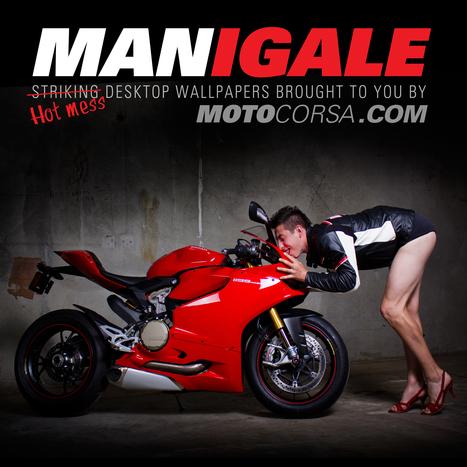 1199 MANIGALE Desktop Wallpapers - MotoCorsa.com   Ductalk Ducati News   Scoop.it