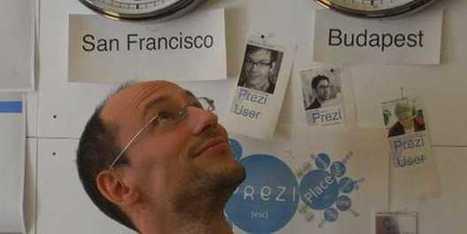 Hot Valley Startup Prezi Sends Every Employee To Budapest | Nerd Stalker Techweek | Scoop.it