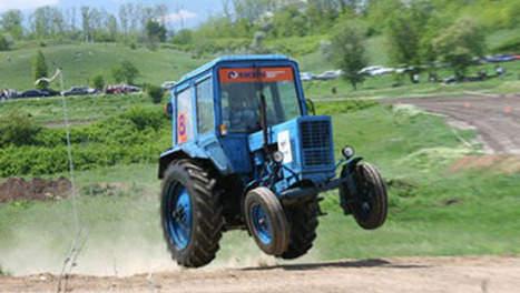 Au volant de son tracteur avec 5,12 g d'alcool dans le sang... | Mais n'importe quoi ! | Scoop.it