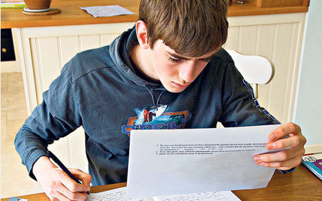 Revision techniques: The secret to exam revision success - Telegraph | UK Secondary Education | Scoop.it