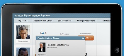Out of the Chaos:  Talent and Performance Management Meets HCM with a Cool Tablet Tool | Talent and Performance Development | Scoop.it