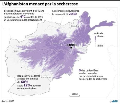 Après la guerre, la sécheresse nouvelle plaie de l'Afghanistan | CIHEAM Press Review | Scoop.it