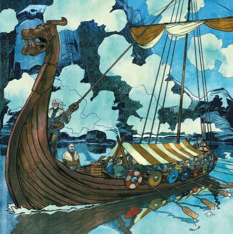 Quiz À la découverte des Vikings | Histoire et archéologie des Celtes, Germains et peuples du Nord | Scoop.it