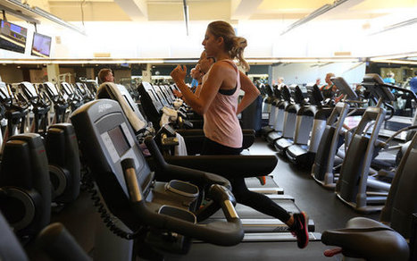 Ask Well: The Drudgery of Treadmills | Physical and Mental Health - Exercise, Fitness and Activity | Scoop.it