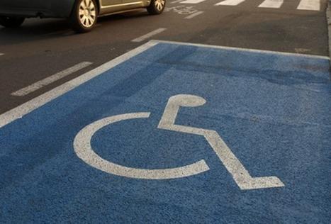 39 parking 39 in veille sur le handicap. Black Bedroom Furniture Sets. Home Design Ideas