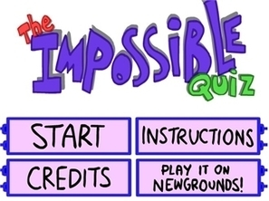the impossible quiz answers the impossible qu