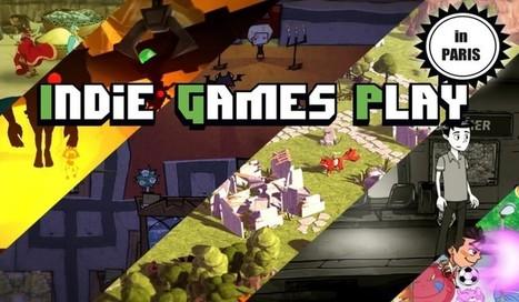 L'Indie Games play 2015 - Á la rencontre des talents de demain - JeuxVideo.com | gameboycott | Scoop.it