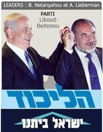 Israël: les acteurs de la bataille électorale | Israel - Palestine: repères et actualité | Scoop.it