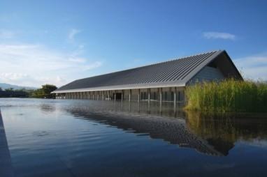 Le Pavillon de thé du musée de Sagawa | C14-architecture | Rendons visibles l'architecture et les architectes | Scoop.it