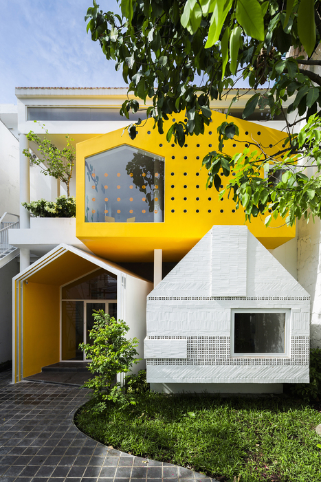 Chuon Chuon Kim Kindergarten / KIENTRUC O | retail and design | Scoop.it