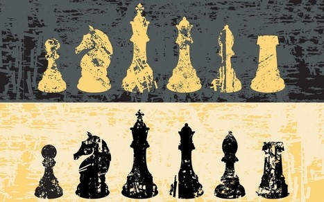 Are Chess Players Usually Good at Checkers? - PARADE | chess | Scoop.it