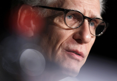 David Cronenberg gets close-up with new exhibit at TIFF Bell Lightbox - Toronto Star | 'Cosmopolis' - 'Maps to the Stars' | Scoop.it