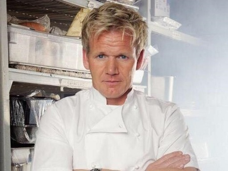 Gordon Ramsay Cooks Up Facebook 360 Video   Social media for Museums   Scoop.it