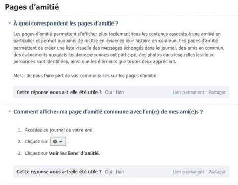 Des nouvelles pages Facebook d'Amitié et pour Couples | Les news du Web | Scoop.it
