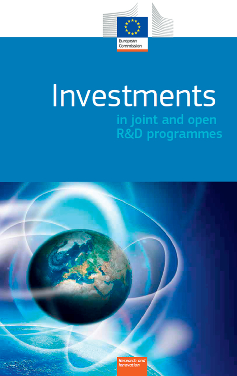 European Investments in joint and open research programmes and analysis of their economic impact | Dual impact of research; towards the impactelligent university | Scoop.it