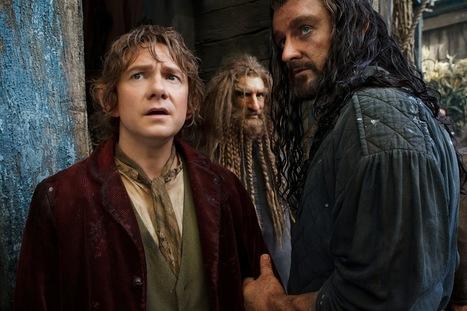 Ring Master: Matt Aitken talks about The Hobbit: The Desolation of Smaug - Flickering Myth (blog)   'The Hobbit' Film   Scoop.it
