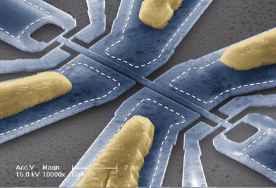 New Device Can Measure the Mass of a Single Molecule | Complex Insight  - Understanding our world | Scoop.it