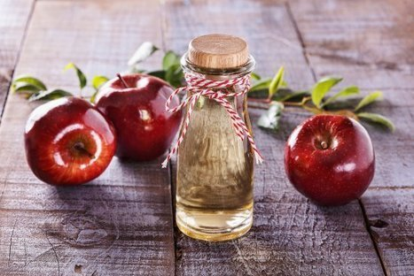 "Why Apple Cider Vinegar Is So Good For You (""just the right holiday diet neutralizer; diabets read!"") 