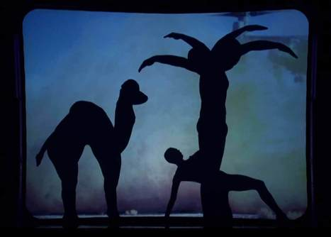 Britain's Got Talent: Shadow Theatre Group Attraction | Radical Compassion | Scoop.it