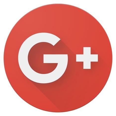 Google+ : meilleurs commentaires, retour des événements, fin de l'ancienne interface... | Geeks | Scoop.it