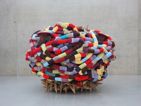 Pascale Marthine Tayou: BOOMERANG   Serpentine Galleries   My Africa is...   Scoop.it