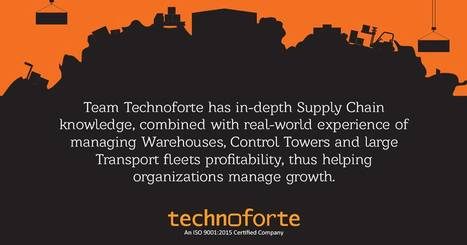 Technoforte helps Manufacturing and Logistics c