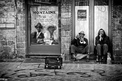 #Photographie : A la rencontre de Gilles Levrier | Photographie B&W | Scoop.it