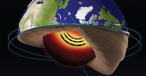 Scientists Just Discovered Something Massive Hiding Inside The Earth's Core | IELTS, ESP, EAP and CALL | Scoop.it