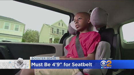 The Fab Mom On 2: Child Passenger Safety Tips | California Car Accident and Injury Attorney News | Scoop.it